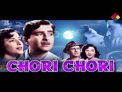 Aaja Sanam Madhur Chandni Mein Hum | Chori Chori 1956 | Lata Mangeshkar, Manna Dey