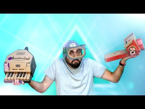 Nintendo Switch Labo: Which Should You Buy?