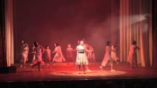 Удмуртская республика с. Шаркан Пронина Регина - Дети войны(Видео обрезано с мероприятия