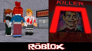 [SLAPPY] The SUPER scary elevator By JAYDENTHEDOGEGAMES [Roblox]