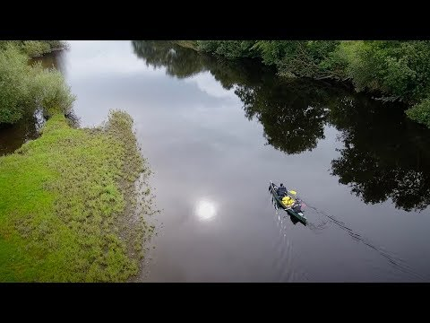 The River Wye: Canoeing from Glasbury to Symonds Yat