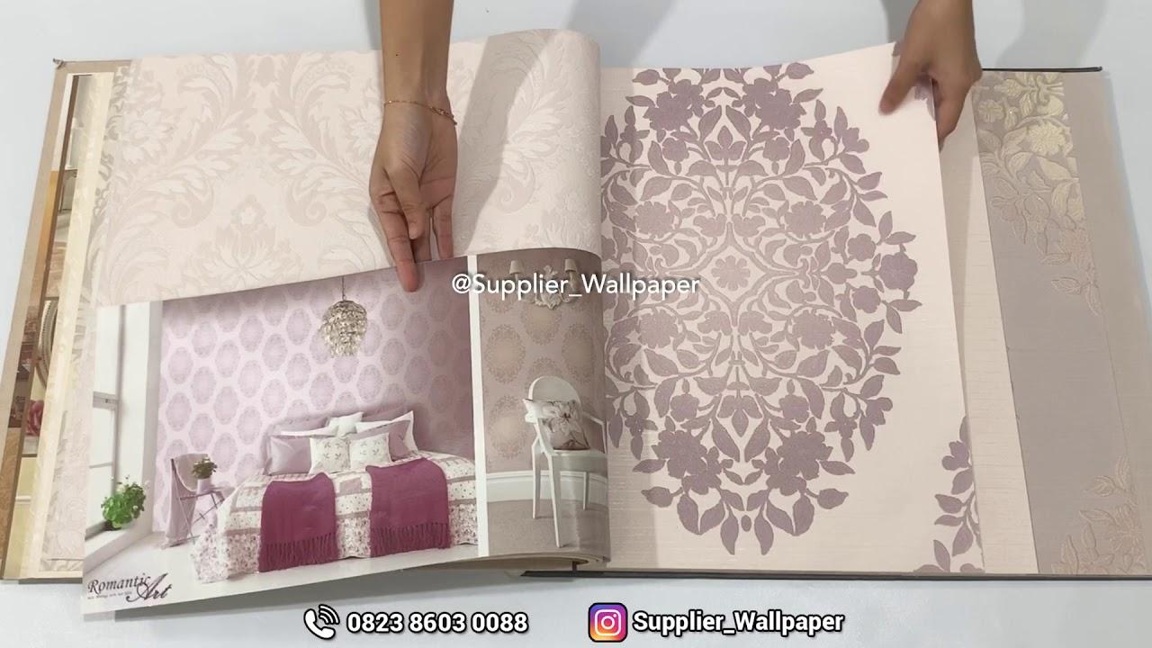Wallpaper Dinding Batam Klasik Mewah Wallpaperdinding Wallpaperbatam