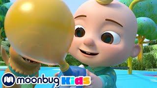 Balloon Boat Race + More CoComelon Kids Songs & Nursery Rhymes