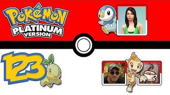 Pokemon Platin Exchange - #123 Zurück zum Portal? [Let's Play Pokemon]