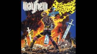 Mayhem   Burned Alive 1987