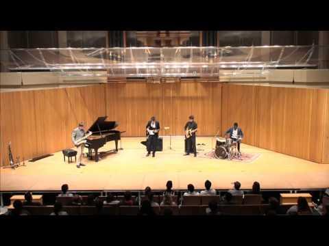 "Combo plays ""Suspended Sentence"" by John Swana"