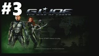 G.I.Joe Mission 3:Bonus mission Alpha Full game Walktrought Gameplay XBOX 360 PS 3 PC