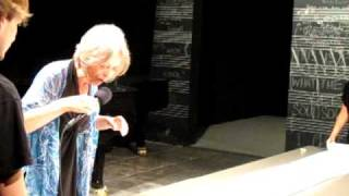 Joan La Barbara Performs Christian Marclay