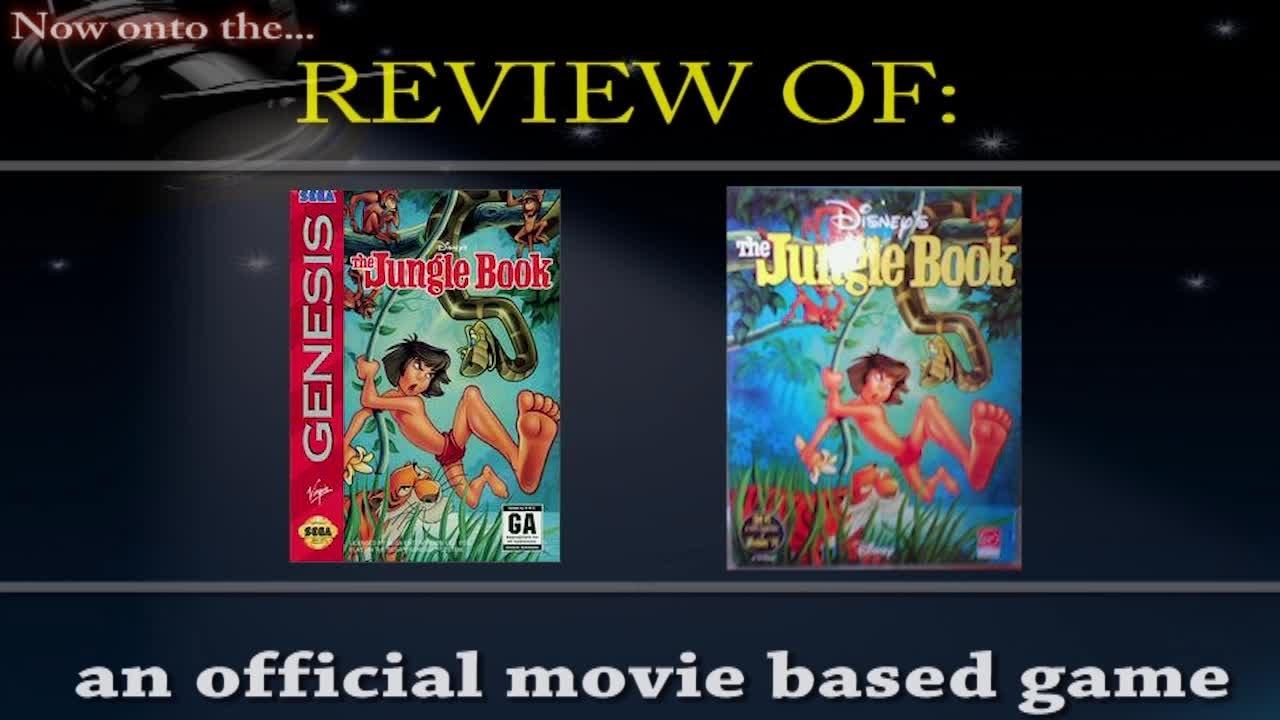 Video Games Jungle Book