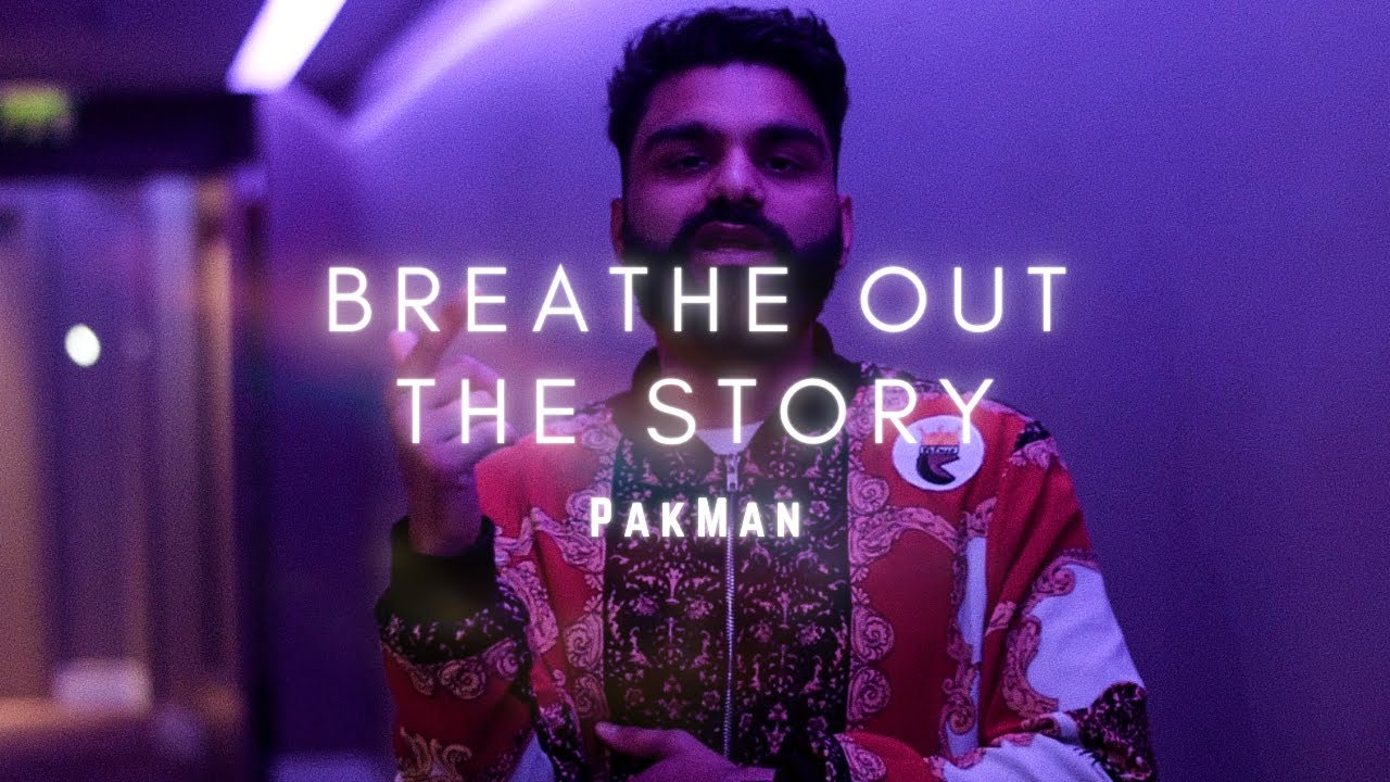 PakMan - Breathe out the story