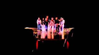 Young Energy Rehearse @ This Is How We Dance
