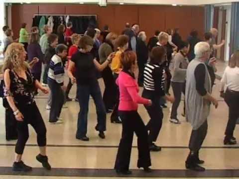 Gozar La Vida Choreographed By Motti Kotzer