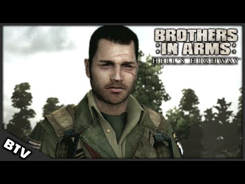 AN EMOTIONAL ENDING   Brothers in Arms: Hell's Highway Playthrough #4 (END)