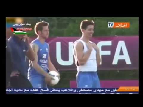 ناصري يعتزل اللعب دوليا Nasseri retraite du football international