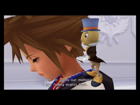Let's PlayKingdom Hearts re chain of memories (Sora #3)