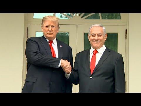 Биньямин Нетаньяху намерен аннексировать часть земель у Западного Берега.