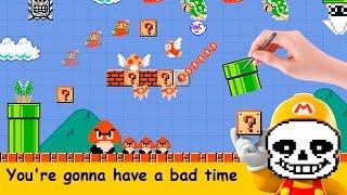 Super Mario Maker: Megalovania