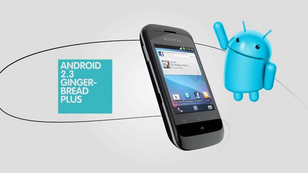 ALCATEL ONE TOUCH 903 SMART