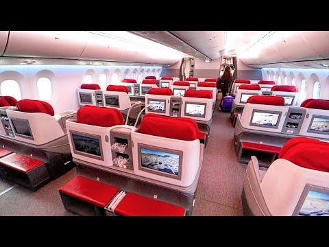 LATAM Business Class Flight Review | Boeing 787-9 | Frankfurt to Madrid