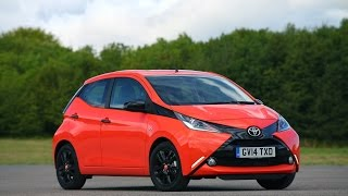 Toyota Aygo 2017 Car Review