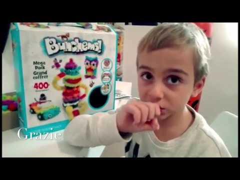 Bunchems lavoretti per bambini youtube for Youtube lavoretti per bambini