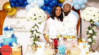 Davido And Chioma39s Baby Full Naming Ceremony Official Video quotIfeanyi David Adelekequot