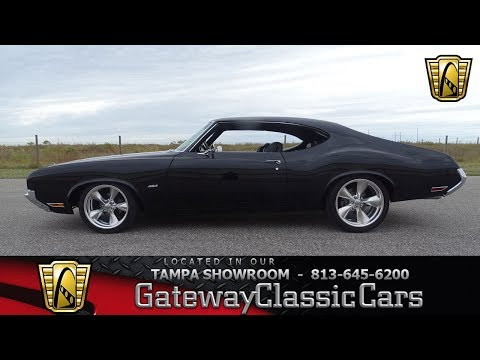 1050 TPA 1972 Oldsmobile Cutlass 454 V8 Bigblock Automatic
