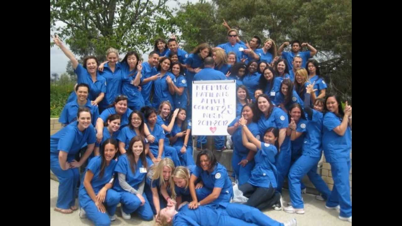 National University Nursing >> National University School Of Nursing Cohort 25 Youtube