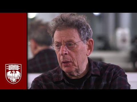 Composer Philip Glass returns to UChicago