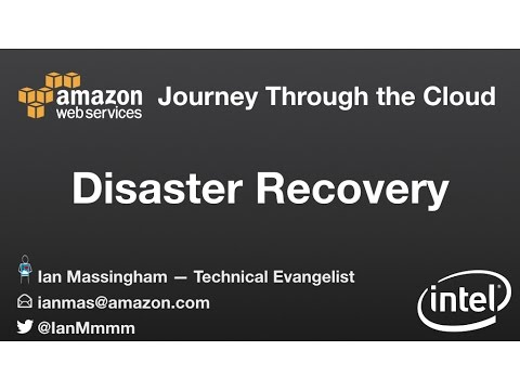 Journey Through the Cloud - Disaster Recovery