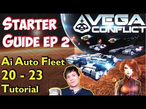 VEGA Conflict Starter Guide #2 Cargo 20-23 Auto Fleet Tutorial - NEW