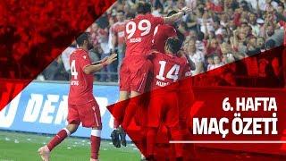 Maç Özeti | Yılport Samsunspor 2 - 2 Manisa FK