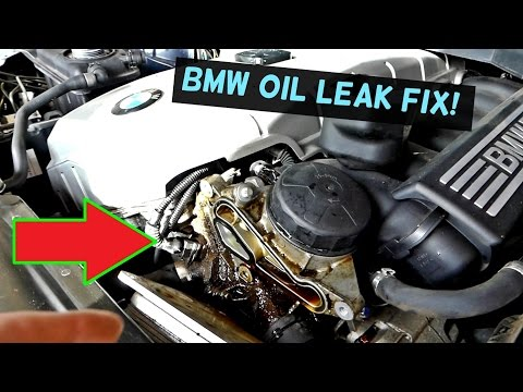 how to look for vaccum leaks bmw e39