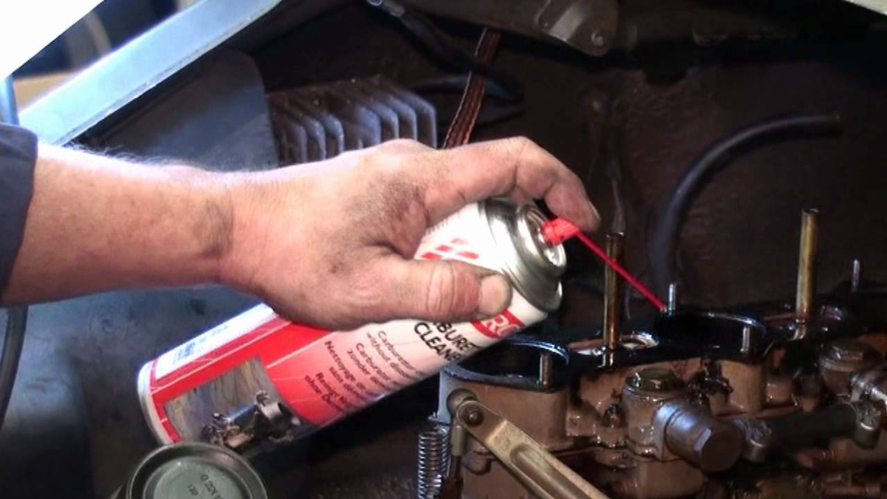 Crc Carburettor Cleaner Youtube