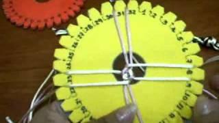 Punto Básico Kumihimo   Video III
