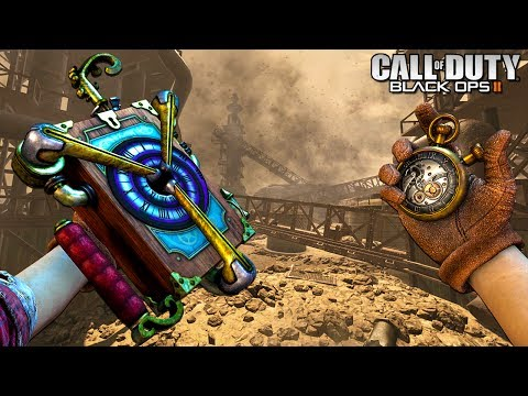 'Buried' 100% COMPLETION & PACK A PUNCH CHALLENGE! (Call of Duty Black Ops 2 Zombies)