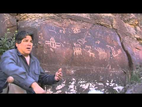 Native American-Indian Petroglyphs: A Focus Point In The Mojave Desert W. Carlos Gallinger Part 1