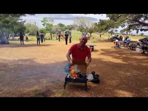 Piknikte Mangal Nasıl Yakılır ?