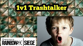 1v1 a trashtalker( Rainbow six seige) thumbnail