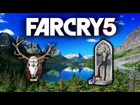 Far Cry 5 SPECIAL EDITIONS REVEALED - PRICE AND MORE!