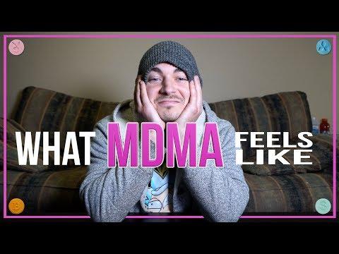 What MDMA Feels