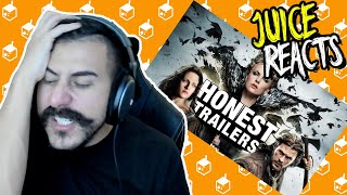 Honest Trailers | Snow White and the Huntsman Reactions!
