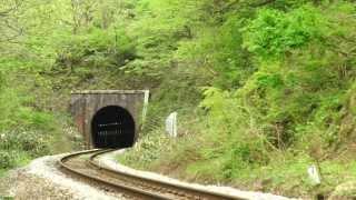磐越西線 37k700 C61 ばんえつ物語号 下り 尾登-野沢間