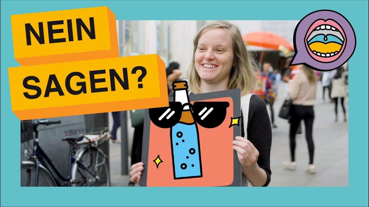 """Alkohol: """"Nein"""" sagen – wie machst du's? (Straßenumfrage) #KDL"""