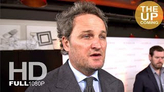 Jason Clarke on The Aftermath and Keira Knightley at premiere