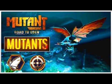 Mutant Year Zero Mutations | Mutant Year Zero Road To Eden RPG Game