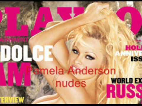 Pamela Anderson Nudes(VIDEO).wmv