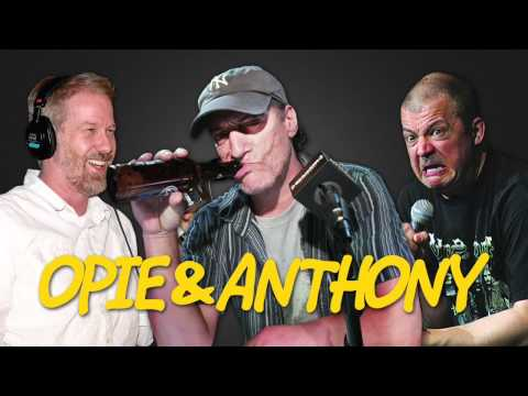 Classic Opie & Anthony: Bill Burr & Bob Kelly (03/22/07)