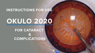 BIONIKO - OKULO BR8 2020 for Cataract Surgery and Complications INSTRUCTIONS FOR USE