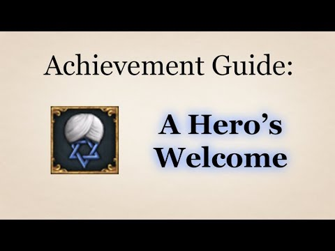 [EU4] Achievement Guide: A Hero's Welcome